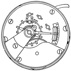 Ball Pocket Watch Grade 327 #11956180