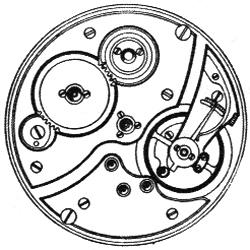 Illinois Grade 522 Pocket Watch