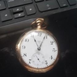Ball - Hamilton Grade 999A Pocket Watch