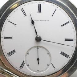 Elgin Grade 62 Pocket Watch