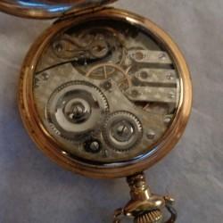 Illinois Grade 805 Pocket Watch
