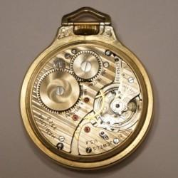 Elgin Pocket Watch #4C145625