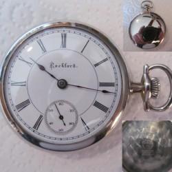 Rockford Grade 93 Pocket Watch