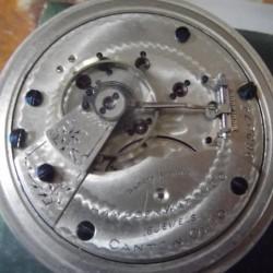 Hampden Pocket Watch #962274