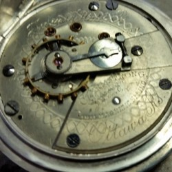 Fredonia Watch Co. Grade Special Pocket Watch