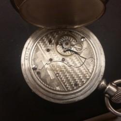 Elgin Pocket Watch #872114