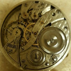 Illinois Grade 106 Pocket Watch