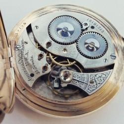 Hamilton Pocket Watch #18191713
