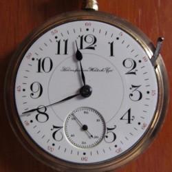Hampden Grade Dueber Grand Pocket Watch