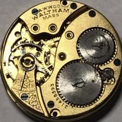 Waltham Grade No. 160 Pocket Watch
