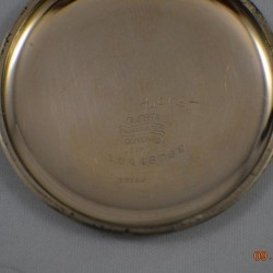 Elgin Grade 291 Pocket Watch