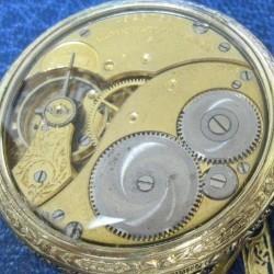 Elgin Pocket Watch #18257537