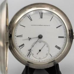 U.S. Watch Co. (Marion, NJ) Grade John W. Lewis Pocket Watch Movement