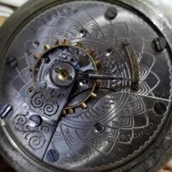 Elgin Grade 287 Pocket Watch