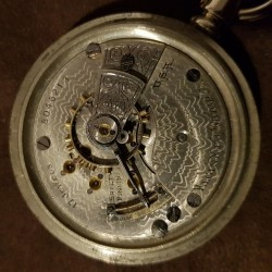 Elgin Grade 229 Pocket Watch