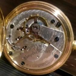 Hampden Pocket Watch #643220