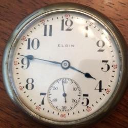 Elgin Grade 217 Pocket Watch