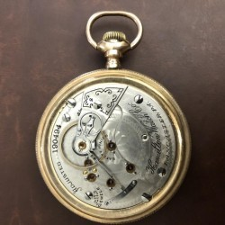 Hamilton Grade 926 Pocket Watch