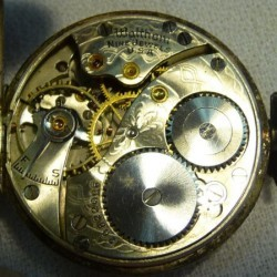 Waltham Pocket Watch #28822006