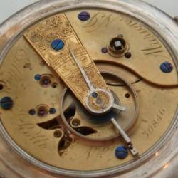 U.S. Watch Co. (Marion, NJ) Pocket Watch #30846