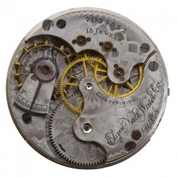 Elgin Grade 133 Pocket Watch