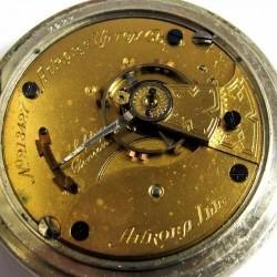 Aurora Watch Co. Grade  Pocket Watch