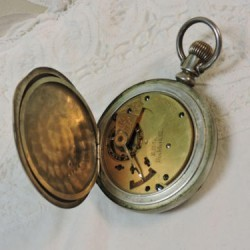 Rockford Grade 67 Pocket Watch