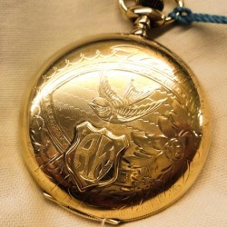 E. Howard Watch Co. (Keystone) Grade Series 3 Pocket Watch