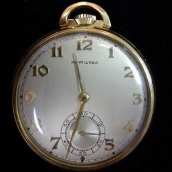 Hamilton Grade 917 Pocket Watch