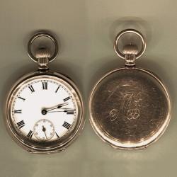 Waltham Grade Lady Waltham Pocket Watch