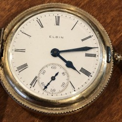 Elgin Grade 295 Pocket Watch