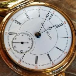 Hampden Grade Dueber Pocket Watch