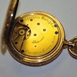 Cheshire Watch Co. Grade  Pocket Watch