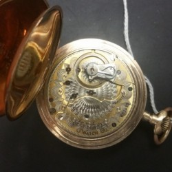 Rockford Grade 925 Pocket Watch