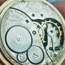 Elgin Grade 388 Pocket Watch