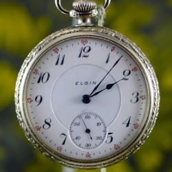 Elgin Grade 338 Pocket Watch