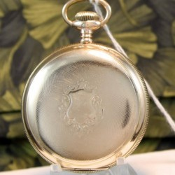 Illinois Grade 187 Pocket Watch