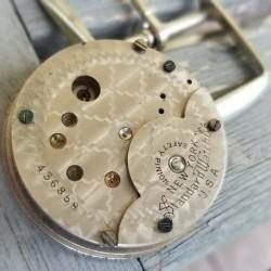 New York Standard Watch Co. Grade 35 Pocket Watch Image