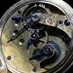 E. Howard & Co. Grade  Pocket Watch