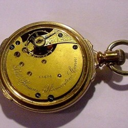 Seth Thomas Grade 55 Pocket Watch Image