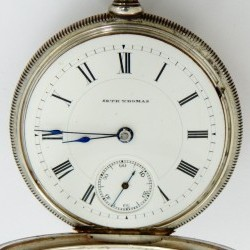 Seth Thomas Grade 101 Pocket Watch Image