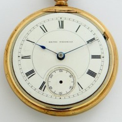 Seth Thomas Grade 70 Pocket Watch Image