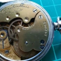 Seth Thomas Grade 46 Pocket Watch Image