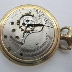 Seth Thomas Grade 159 Pocket Watch