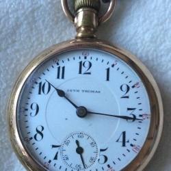 Seth Thomas Grade 182 Pocket Watch
