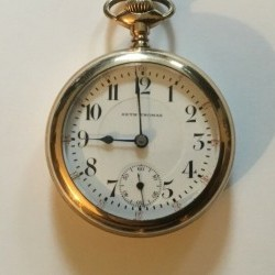 Seth Thomas Grade 182 Special Pocket Watch Image