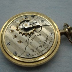 Seth Thomas Grade 159 Pocket Watch