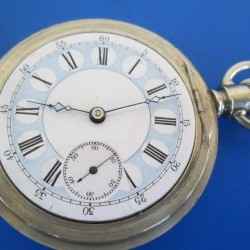Seth Thomas Grade 37 Pocket Watch