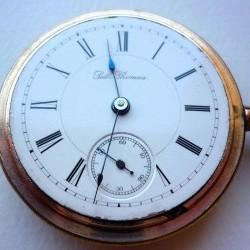 Seth Thomas Grade 71 Pocket Watch
