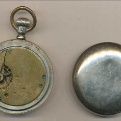 Seth Thomas Grade 44 Pocket Watch Image